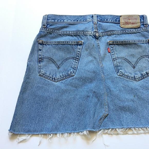 dc02f7ca7c UO URBAN RENEWAL Levis Denim Distressed Skirt. NWT. Urban Outfitters.  M_5ba04e02409c15ec02da4126. M_5ba04e353e0caa00718eb969.  M_5ba04e2fc2e9fea70afddc01